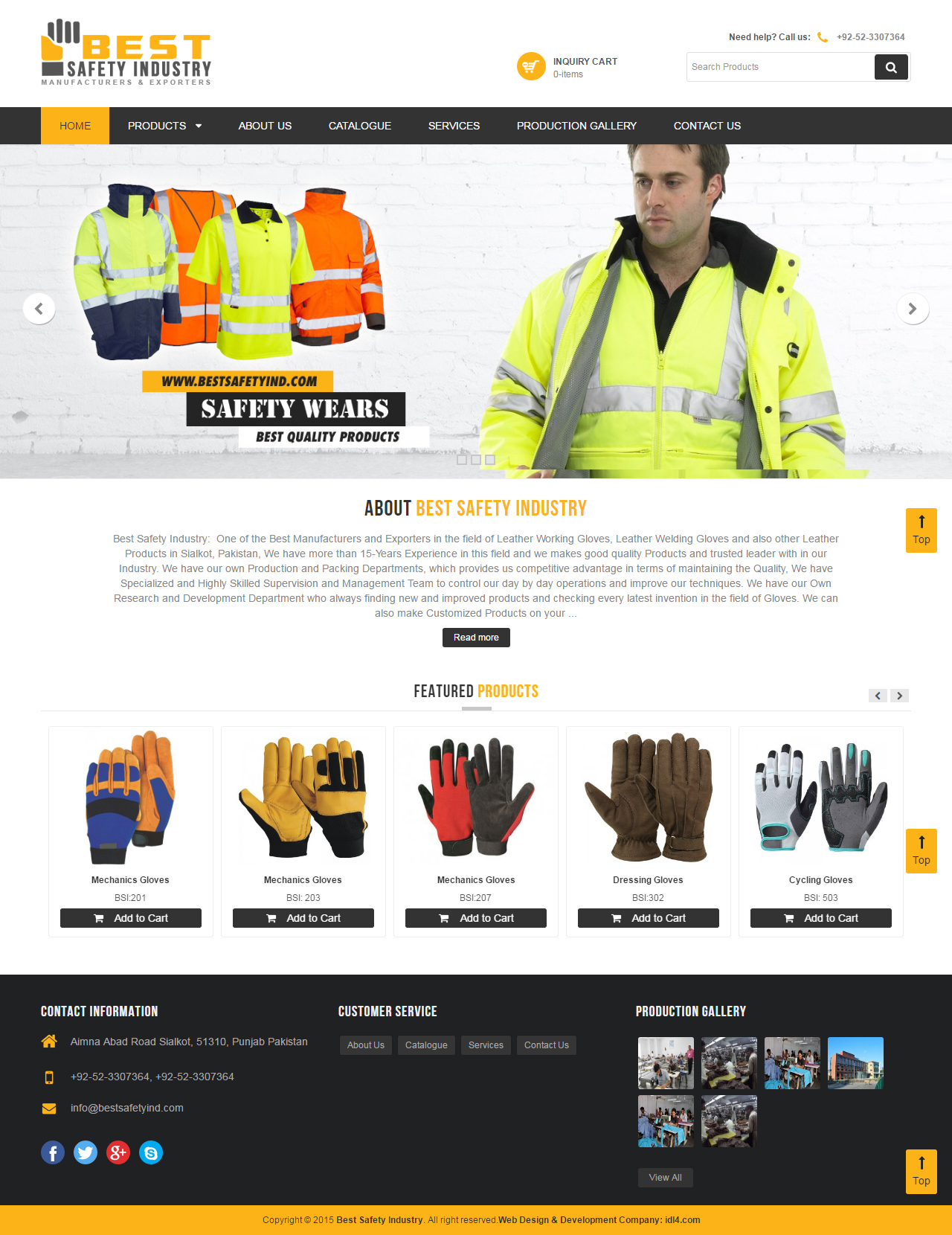 Best Safety Industry