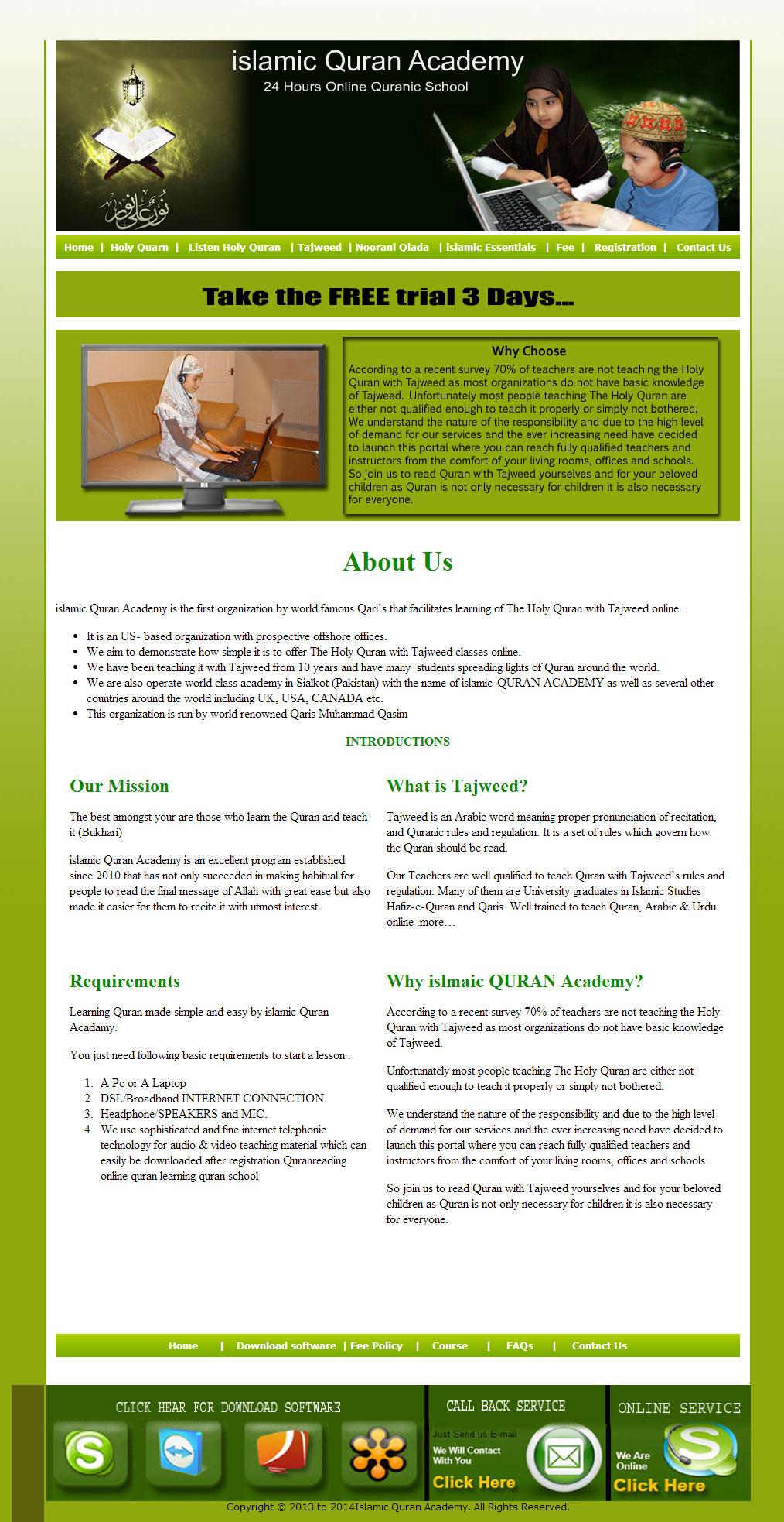 Islamic Quran Academy