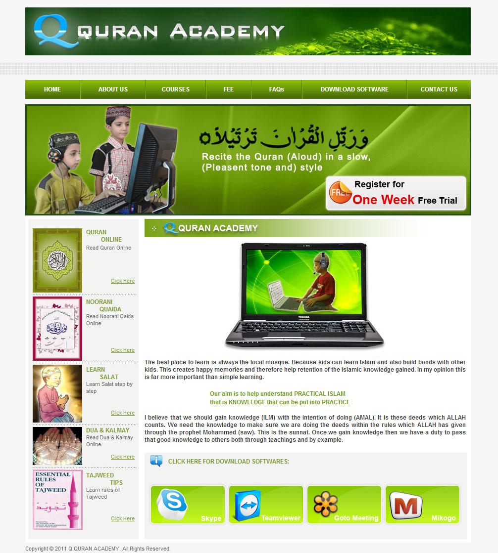 Q Quran Academy
