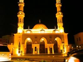 Beautiful Mosque in Dubai