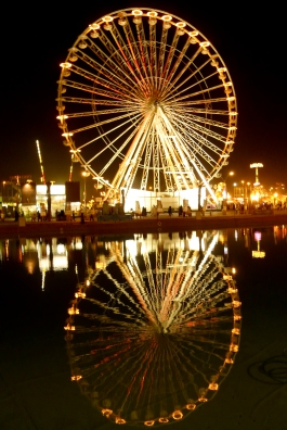 Another view of Global Village