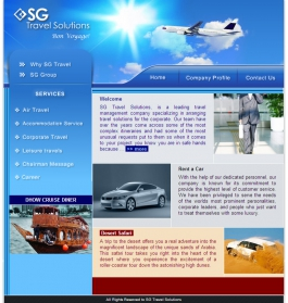 SG Travel Solutions